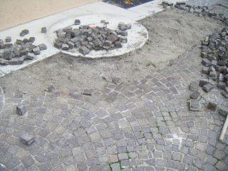 Servizio Ripristini su vecchie pavimentazioni